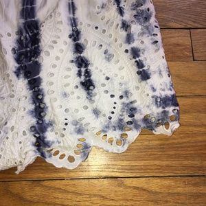 Topshop Shorts - NEW Topshop Shorts TieDye - Perfect For FESTIVALS!